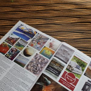 Kimorra Ad in World of Interiors Magazine