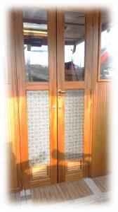 Kimorra Boat Doors by Antony Simon