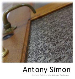 Antony Simon Kimorra Inlay Boat Doors