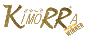 Kimorra Gold Mixology Winner Logo