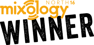 Mixology Winner North 16