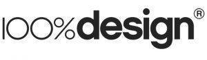 100 Per Cent Design Show Logo